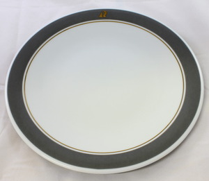 Kahla Dinner Plate 26.5cm - Gray